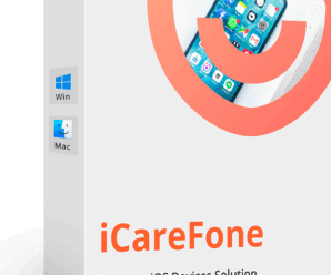 Tenorshare iCareFone [7.8.5.2] Full Crack With License Key Free Download [Latest]