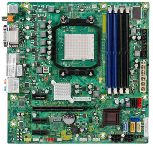 Usb Wiring Diagram Computer Motherboard Specification Msi Ms 7548 Aspen