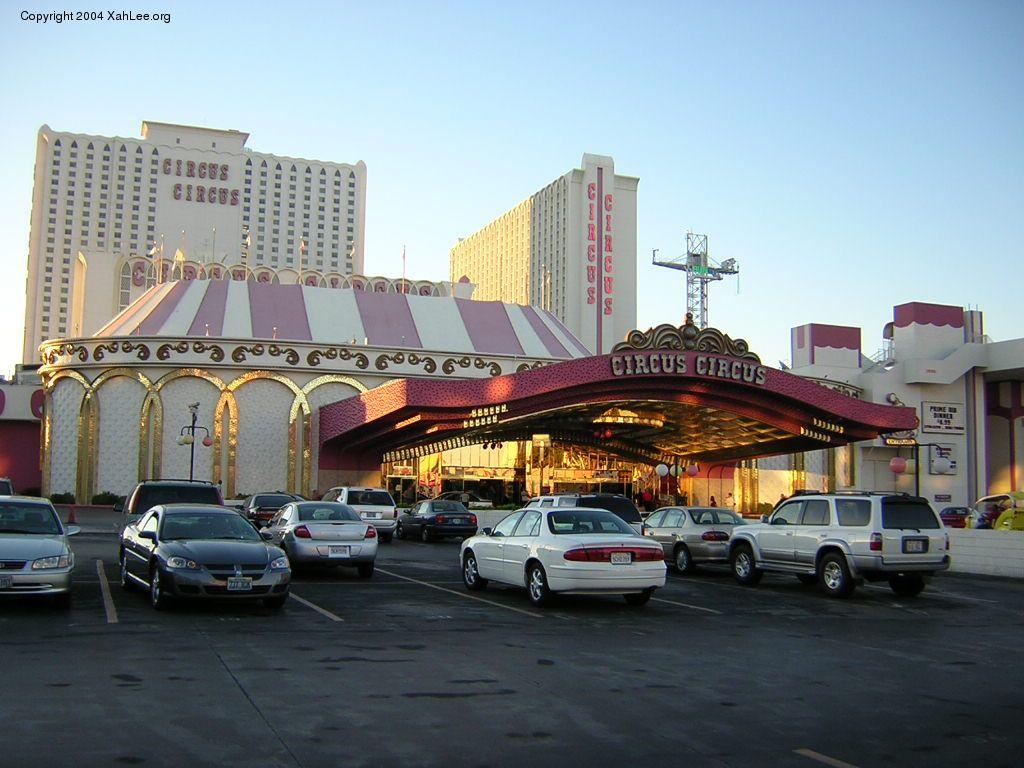 Las Vegas Travelog Circus Circus