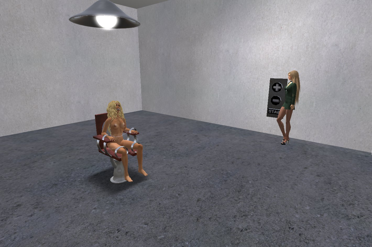 Second Life Dolcett a Record of Virtual World Sex Torture RolePlaying