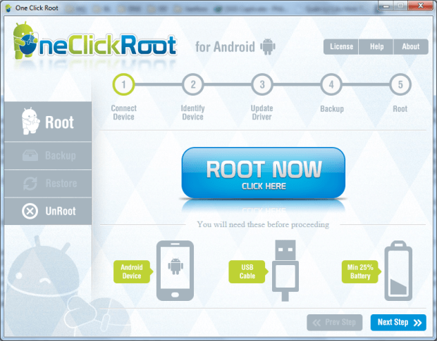 One-Click-Root