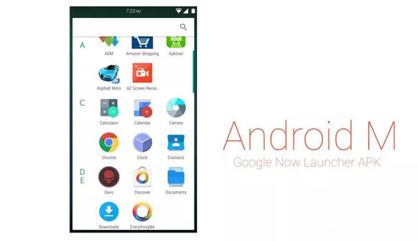 Android-M-launcher