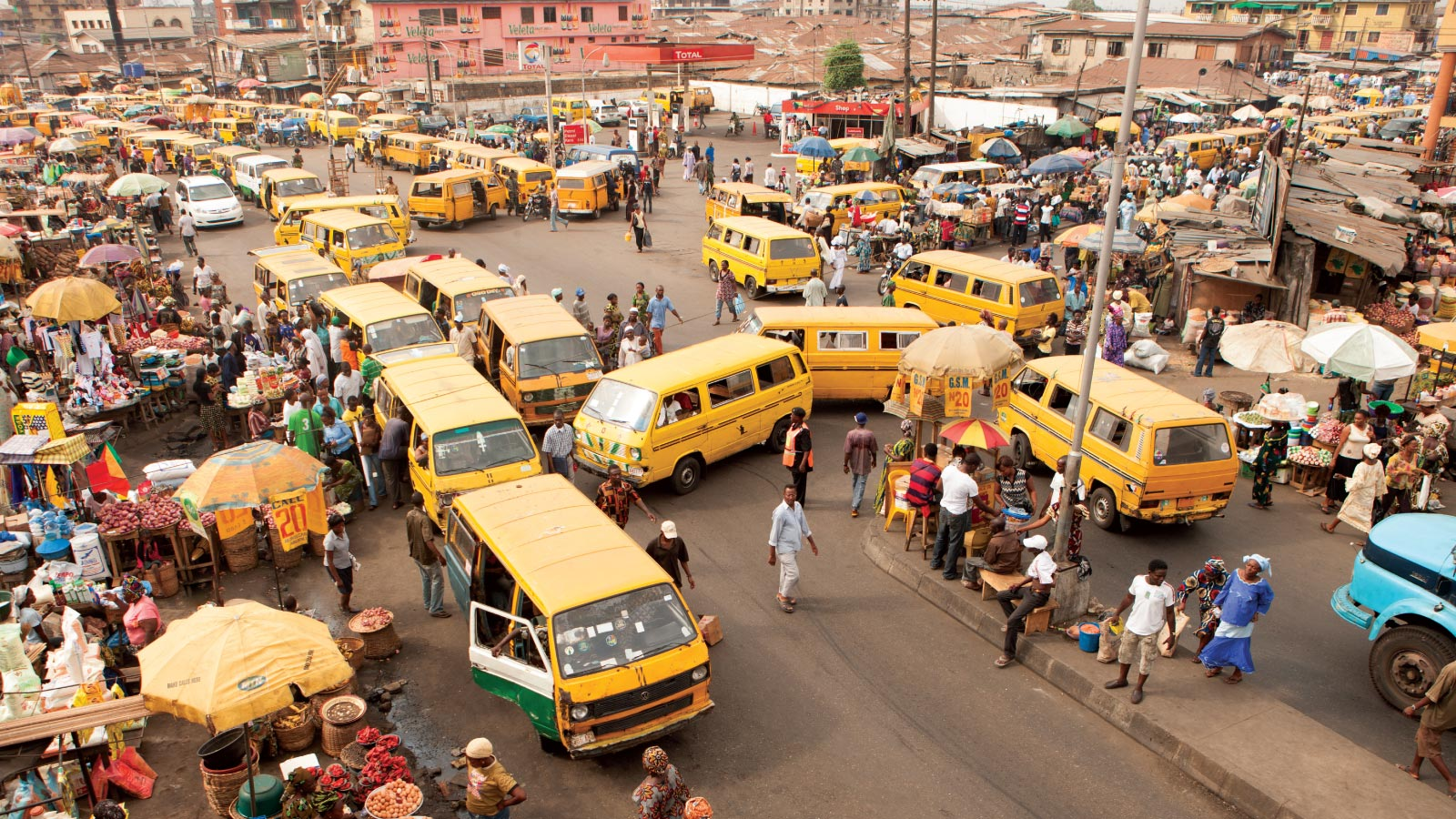 Are African mobile markets insulated from economic slumps?