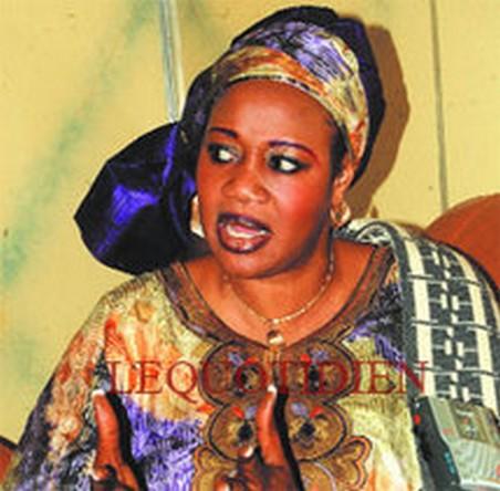Awa diop mback vice consul du s n gal paris ministre for Ministere des senegalais de l exterieur