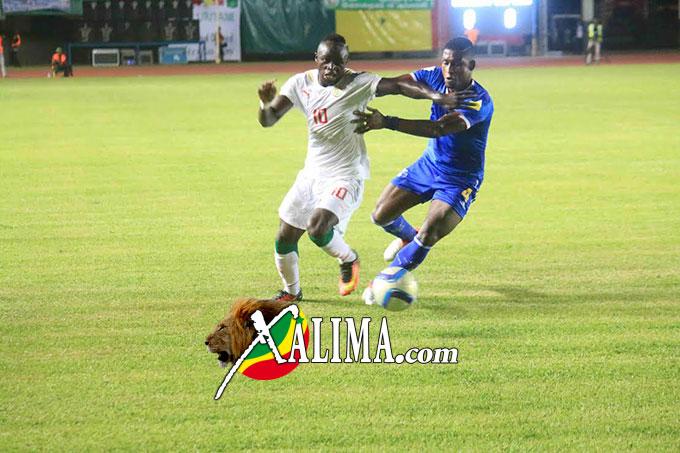 Mondial 2018 : le Sénégal double le Cap Vert !