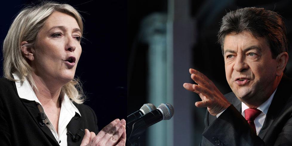 Le Pen et Fillon annulent leurs déplacements de campagne vendredi — Policier tué