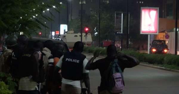 Attaque par des djihadistes présumés contre un café au Burkina Faso