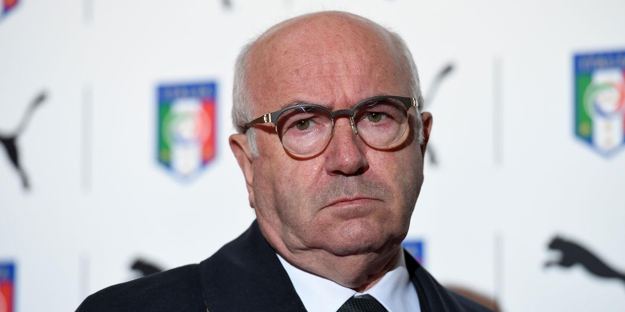 Tavecchio n'est plus le président de la fédération italienne