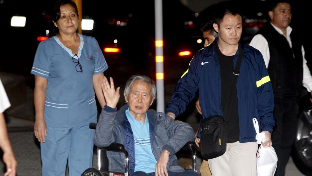 Fujimori toujours hospitalisé dans un état