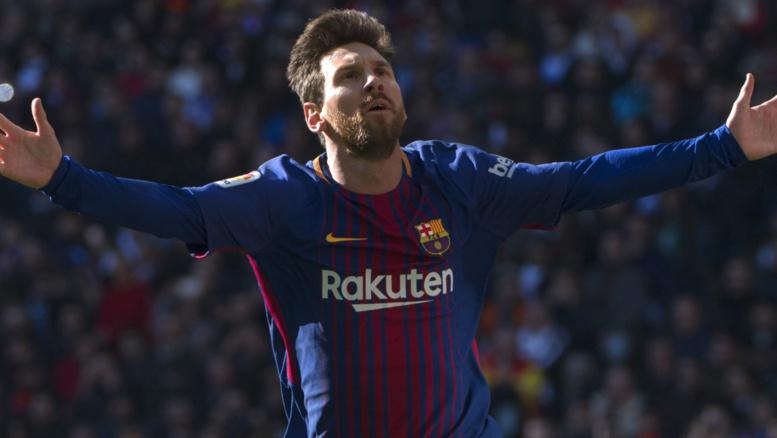 Barça, deux nouveaux records pour Messi