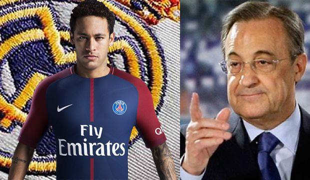 Si Neymar doit venir, des cadres de l'équipe devront s'en aller — Real