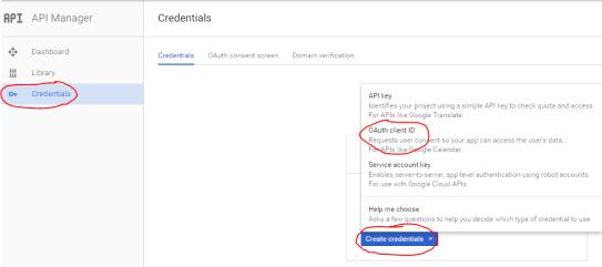 Доступа к Google