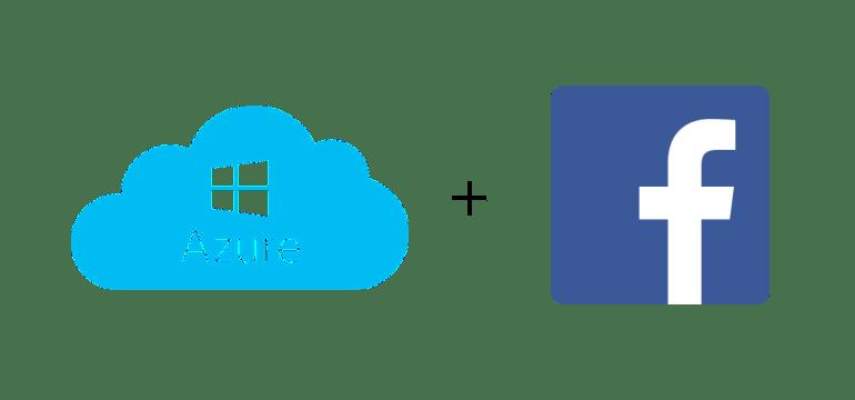 Azure Facebook
