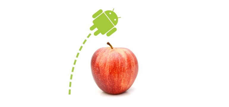 Android Apple кастомизация