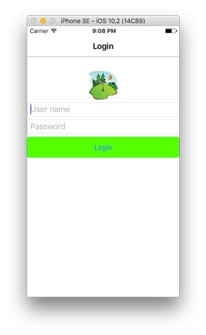 iOS кастомизация