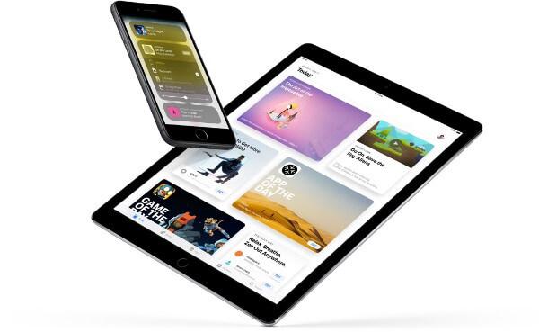 iOS устройства