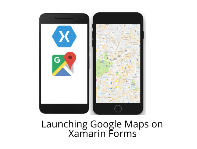 Quick Tip - Launching Google Maps in Xamarin Forms - Xam on