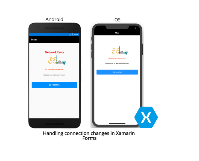 Handling connection changes in Xamarin Forms - XamGirl