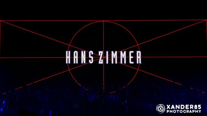 Hans Zimmer Live @ Rod Laver Arena 2019 (Shot for Lilithia Reviews)