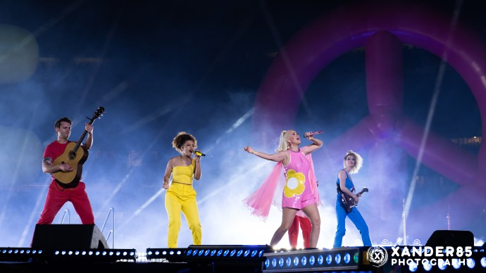 Katy Perry T20 World Cup @ The MCG 2020