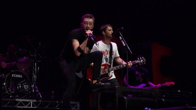 Foo Fighters @ Marvel Stadium (Rise Against ft Chris Shiflett) 2015