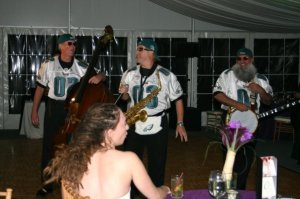 Eagles Band Wedding