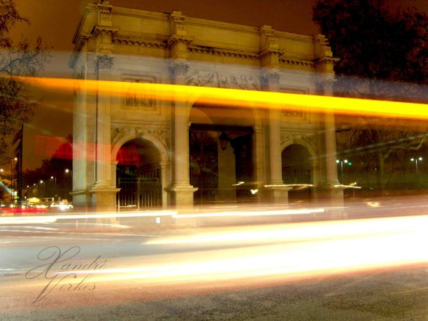 Marble Arch - Long Exposure!!!