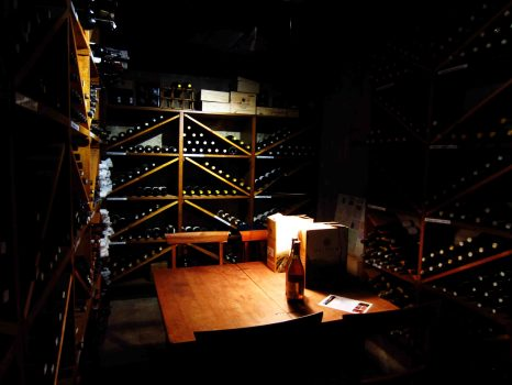 Isn't this how a cellar should look like??