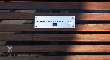 """"""" Everybody needs a place to think... """""""