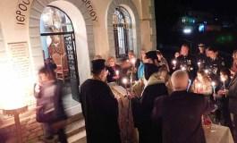 Περιφορά επιταφίου την Μ. Παρασκευή και Ανάσταση το απόγευμα του Σαββάτου στον Εχίνο