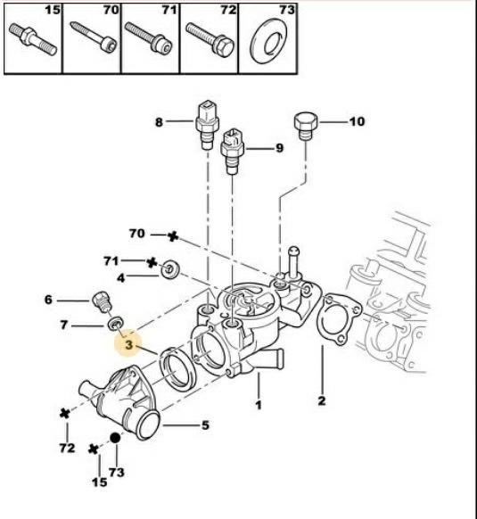 Schema Hydraulik Xantia 21 Td