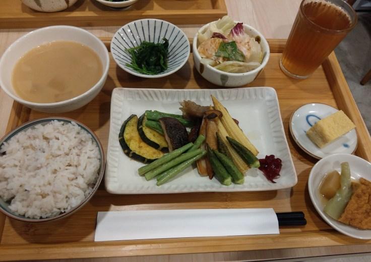 小碗和食(再訪) – 臺南東區 – 食在好雷