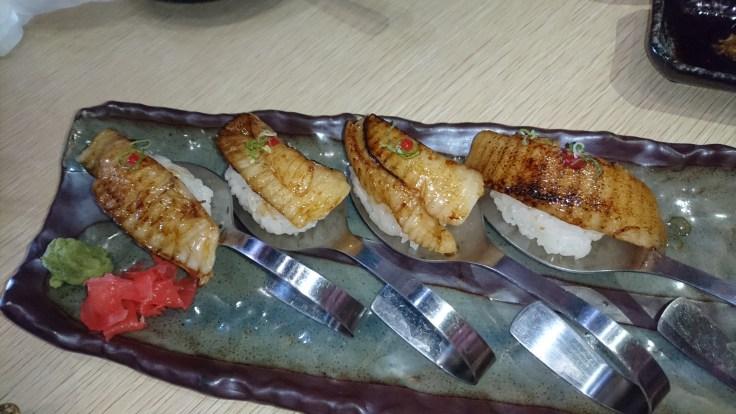 浮草日本料理 – 高雄左營 – 食在好雷