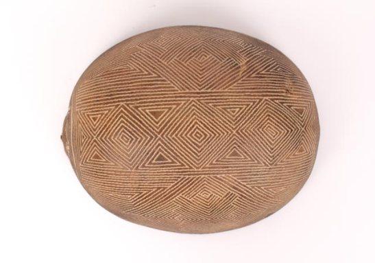 Tapirape Amazonian Indigenous Gourd
