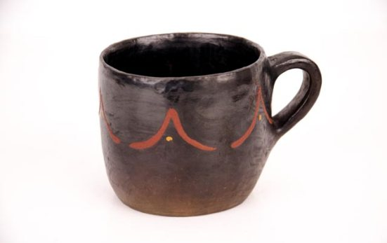 Ticuna Amazonian Ceramic Mug