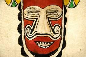 Ticuna Amazonian Indigenous Mask