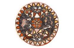 Wayana Roof Circle, Indigenous Art
