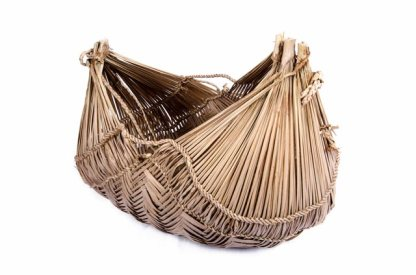 Xavante Basket, Brazilian Tribal Art