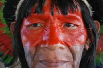 Abril Indígena: Antigamente...