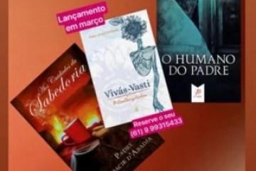 Os novos livros do padre Joacir