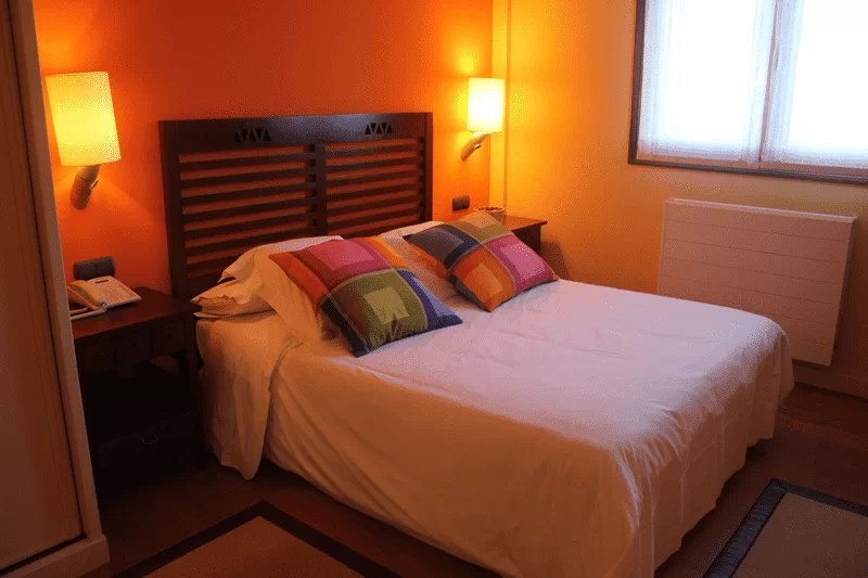 Xarma, alojamientos con encanto - Hotel Spa Gametxo, doble vistas montaña