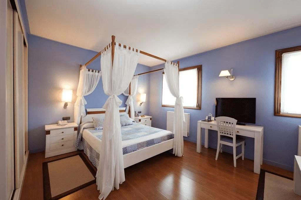 Xarma, alojamientos con encanto - Hotel Spa Gametxo, superior vistas montaña