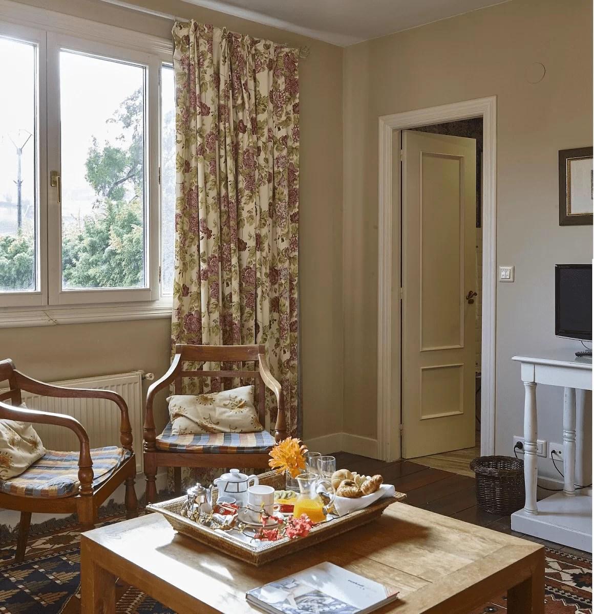 Xarma, alojamientos con encanto - Hotel Zubieta, habitación familiar