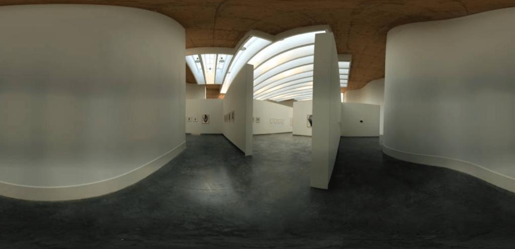 Vista interior Centro de Arte y Naturaleza