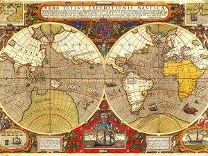 Χάρτης Αντίκα