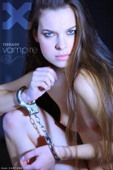 X-Art Milla Teenage Vampire 2