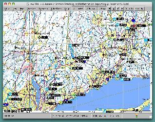 APRS on Raspberry Pi with XASTIR | M0HPJ Aprs Map on