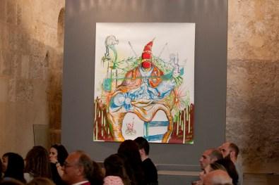 """Obra exposició """"Deconstructing ab Borjas"""" (Perales Iborra)"""