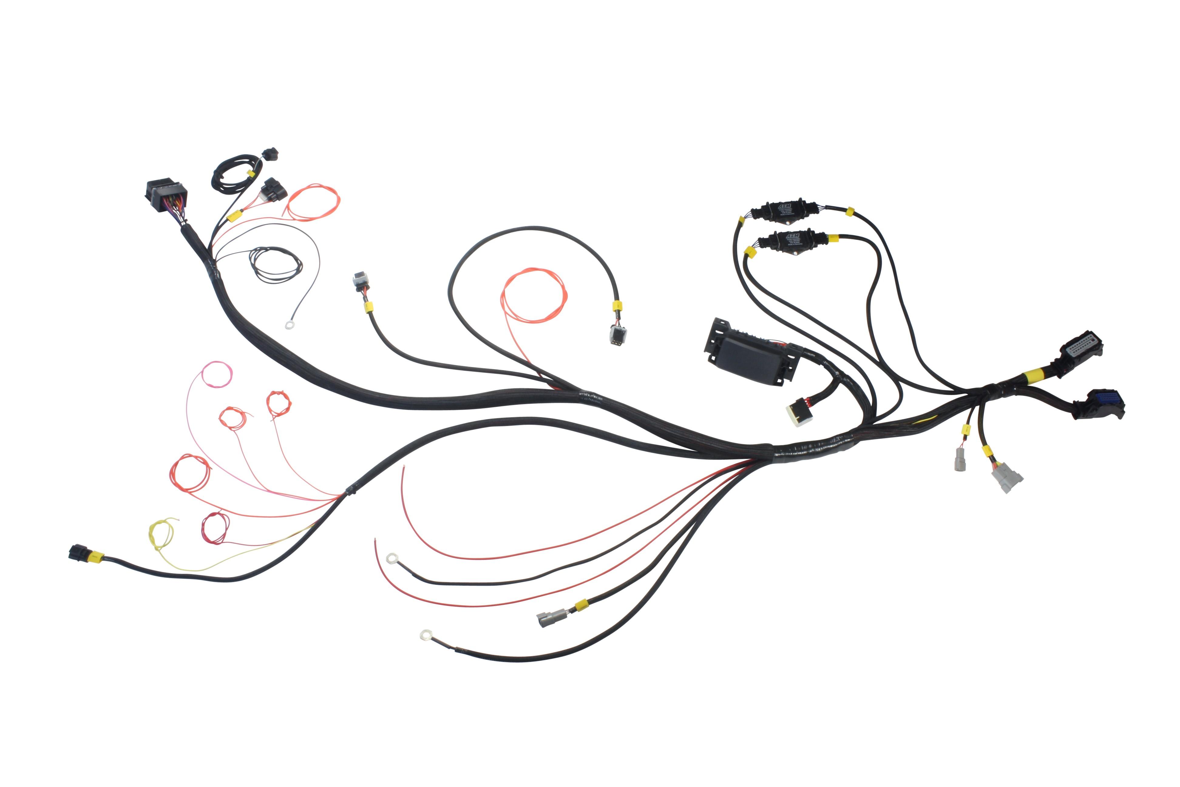 XAT Racing > AEM Infinity Plug and Play Harness Ford