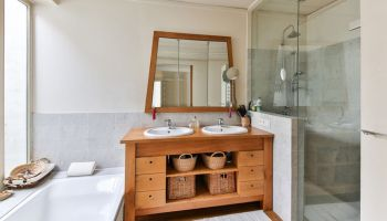 Практичні ідеї для маленької ванної кімнати
